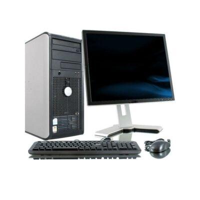 """DELL Gx780 Core2 E8400 2x3000MT+ 17"""" LCD+ Win"""