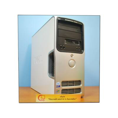 DELL Dimension E520 Core2 E6300 2x1860MT& GeForce 405