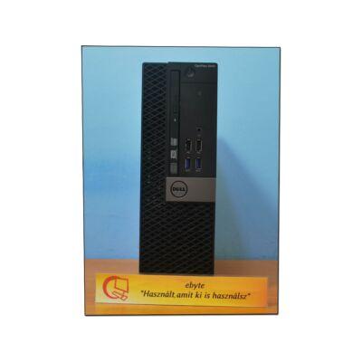 DELL Optiplex 3040 I3 6100 4x3700SFF& Intel HD530