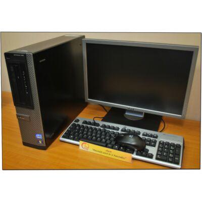 """DELL Optiplex 790 Core I5 2500 4x3300DT+ 19"""" Wide LCD+ Win"""