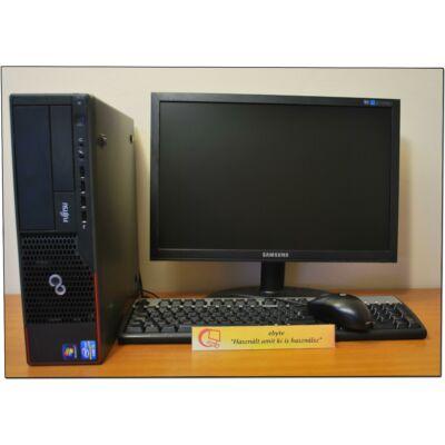 "FSC Core I3 2100 4x3100DT&GeForce 605 1G+ 19"" Wide LCD"