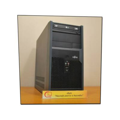 FSC Esprimo P3520 Dual Core E5400 2x2700MT+ Win