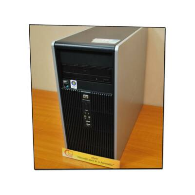 HP DC5850 AMD 4450B X2 2x2300MT& ATI 3100 video