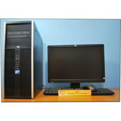 """HP Elite 8200 Core I5 2400 4x3100MT+ 19"""" Wide LCD+ Win7"""