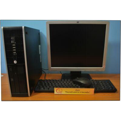 """HP Elite 8200 Pentium G620 2x2600DT+ 19"""" LCD+ Win10"""