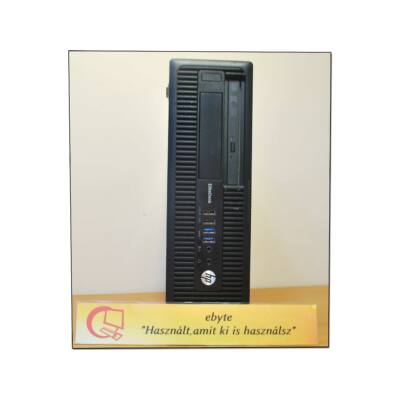 HP Elitedesk 800 G1 Core I5 4570 4x3100SFF+ Win