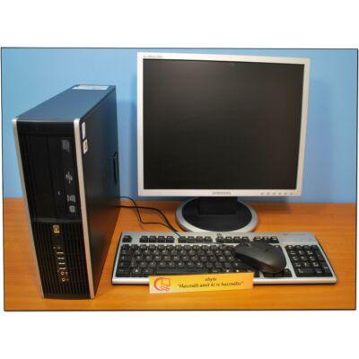 """HP Elite 8000 Core2 E7500 2x2930DT+ Win10+ 17"""" LCD"""