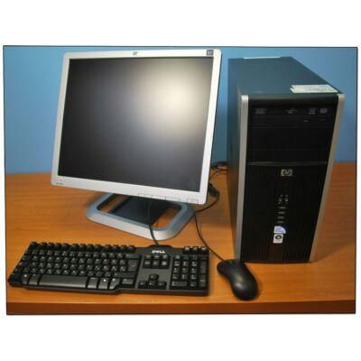 """HP Pro 6000 Quad Q6600 4x2400MT& ATI HD6450 1G HDMI+ 19"""" LCD"""