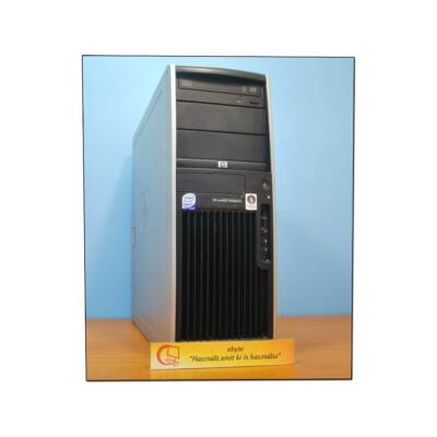 HP XW4600 Quad Q9550 4x2830MT& GeForce 8800GTX