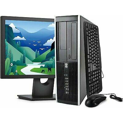 "HP Pro 6300 Core i3 3240 4x3400DT+ 19"" Wide LCD+ Win"