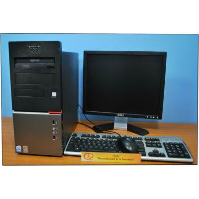 """Lenovo J200 Dual Core E2140 2x1600MT+ Ajándék 17"""" LCD"""