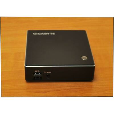 Gigabyte Brix GB-BXi3-4010 miniPC 4GB DDR3/128G SSD/HDMI/wifi