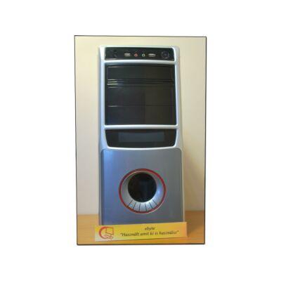 MSI Core I5 3470 4x3200MT& ATI R9 380 2G