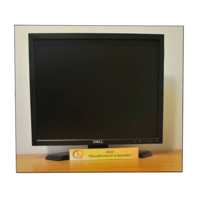 "Dell 1913SB 19"" LED Backlit LCD monitor Displayport"