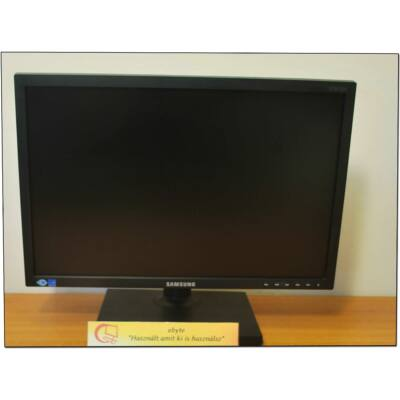 """Samsung S19C450BW 19"""" Wide Led Backlit LCD monitor"""