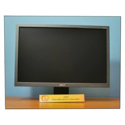 """Acer B193W 19"""" Wide LCD monitor"""