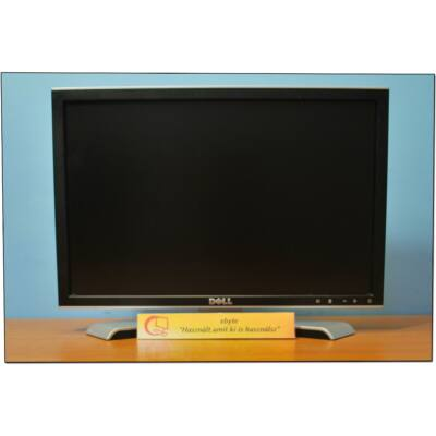 "Dell 1908WFP 19"" Wide LCD monitor"