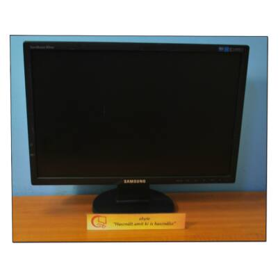 """Samsung 943NW 19"""" Wide LCD monitor ezüst"""