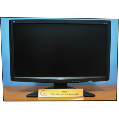 """Acer X203H 20"""" LCD monitor"""