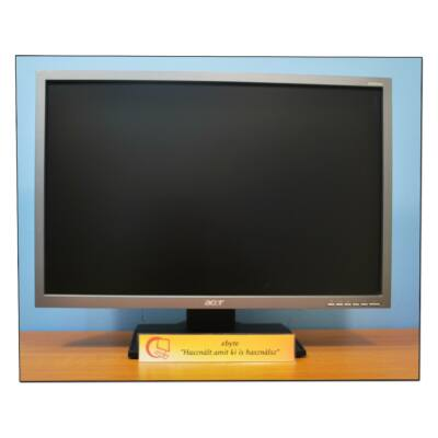 "Acer B223W  22"" LCD monitor"