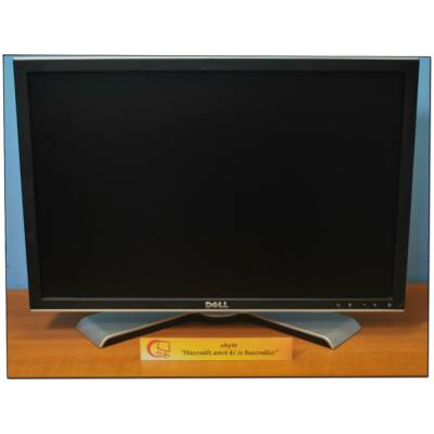 """Dell 2208WFP 22"""" Wide LCD monitor"""