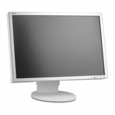 """NEC E222W 22"""" Wide LCD monitor (Ezüst Fehér)"""