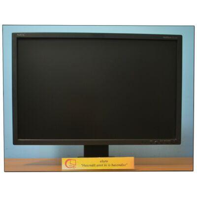 """NEC E222W 22"""" Wide LCD monitor"""