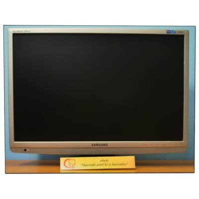 "Samsung 2243wm 22"" LCD monitor"