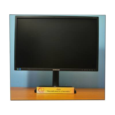"Samsung S22C450 LED backlit  22"" LCD monitor"