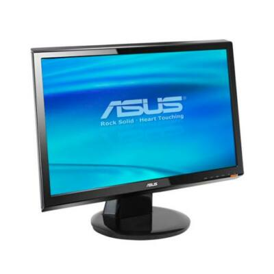 """ASUS VH222D 22"""" FUll HDWide LCD monitor"""