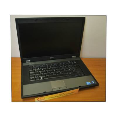 Dell E5510 Core I5 560M 2,66GHz/4GB/160GB/DVD író 15,6""