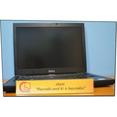 Dell E6400 Core2 P8600 2x2400MHz/4GB/160GB/DRW NVS 160M 14,1""
