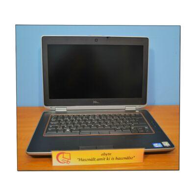 "Dell E6420 Core I5 2520M 4x2,5GHz/4GB/320GB/DVD író/cam 14,1"""