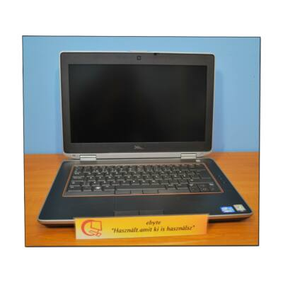 """Dell E6420 Core I5 2540M 4x2,6GHz/4GB/320GB/DRW/CAM HDMI 14,1""""+ Win10"""