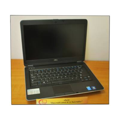 "Dell E6440 Core I5 4310M 4x2700/8G/320G/DVD/ATI HD8690M 2G DDR5 14,1""+ Win7"