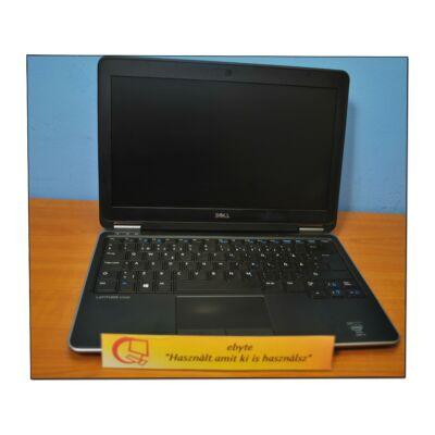 """Dell E7240 Core I7 4600U 4x3300MHz/8G/256G SSD CAM 12,1""""+ Win7"""