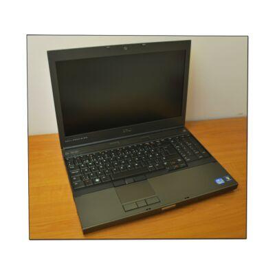 """Dell Precision M4600 I7 2720QM 8x2,2GHz/8G/750GB/DRW/CAM Q1000M 15,6"""" FHD+ Win10"""