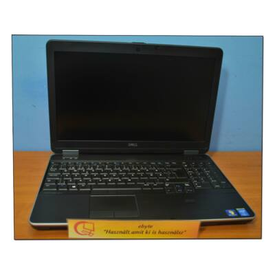 "Dell E6540 Core I7 4810MQ 8x2800/8G/320G/DRW/ATI HD8790M 2G DDR5 HDMI 15,6""+ Win10"