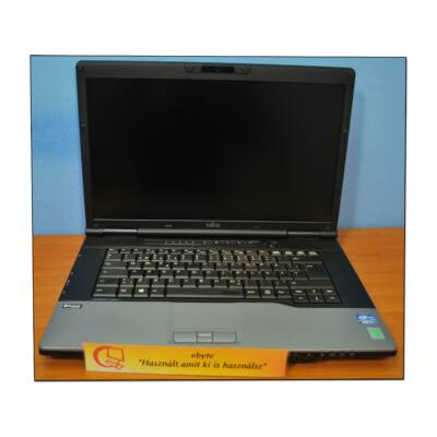 "Fujitsu Lifebook S752 I3 3110 4x2400/4GB/320GB/DRW/CAM 14,1"" +Win10"