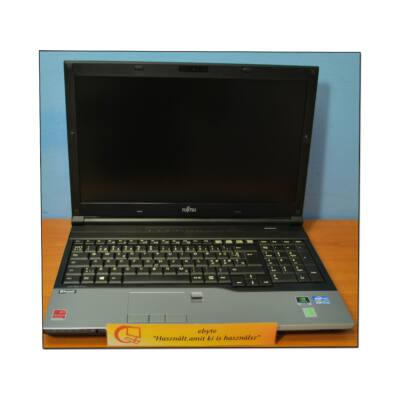 "Fujitsu H720 I7 3520M 4x2900MHz/8GB/120G SSD/DRW/Quadro K1000m 15,6""+ Win7"