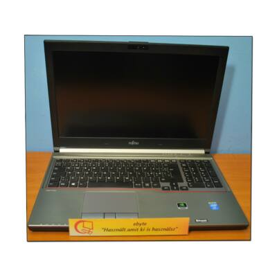 """Fujitsu H730 I7 4700MQ 8x2400MHz/8GB/320G/DRW CAM Quadro K1100m 15,6"""" FHD+ Win10"""