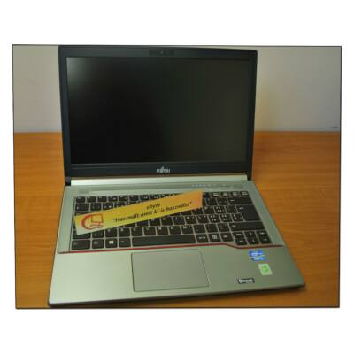 "Fujitsu E743 Ultrabook I5 3230M 4x2,6GHz/4G/128G SSD/CAM 14"""