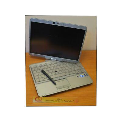 "Hp EliteBook 2740p TABLET Core I5 540M 4x2,53GHz/4GB/160GB SSD Cam 12,1""+dokkoló+ Win10"