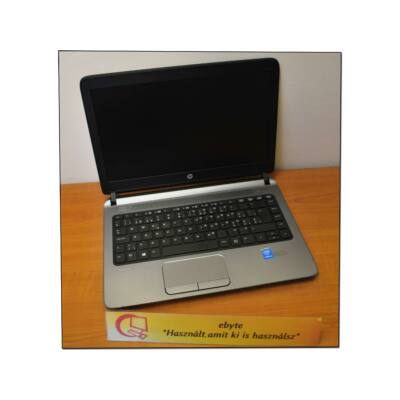 "HP 430 G2 Core I5 5200U 4x2700MHz/4G/120SSD CAM 13,3""+ Win"