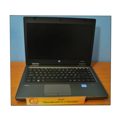 """Hp ProBook 6460B Intel B810 2x1,6GHz/4G/320G/Cam 14"""""""