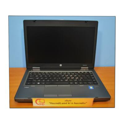 "HP ProBook 6465B A4 2x2100MHz/4GB/320GB/DRW/ATI HD6480G 14,1"" +Win10"