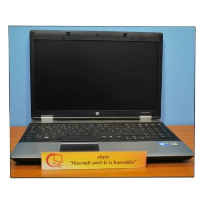 "Hp ProBook 6550B I5 520M 4x2400MHz/4G/250G/DRW/Cam 15,6"""