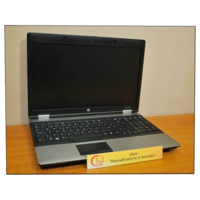 "HP 6555B AMD P340 2x2200MHz/4GB/160GB/DRW/ATI HD4250 15,6""+Win"