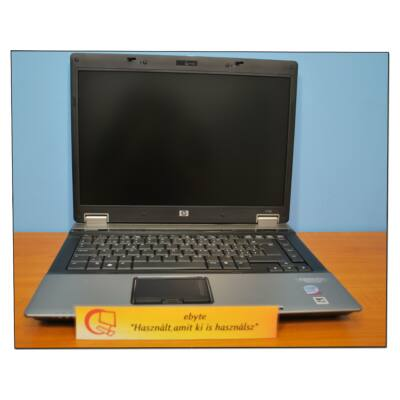"HP ProBook 6730B P8700 2x2530MHz/4GB/250GB/DVD író/CAM 15,6"""