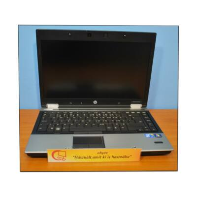 """HP 8440p I5 520 4x2400MHz/4G/250G/DRW/NVS 3100M CAM 14,1"""" +Win7"""